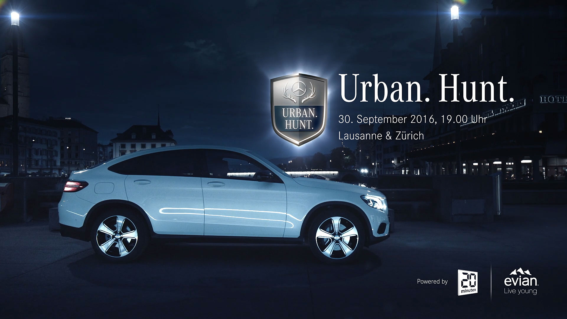 Mercedes Benz | Urban Hunt